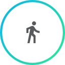 walking icon